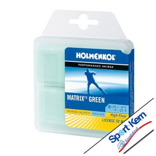 Matrix green 150g -8°/-20° C